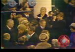 Image of Nixon second inaugural Washington DC USA, 1973, second 11 stock footage video 65675057175