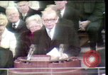 Image of Rabbi Magnin Washington DC USA, 1969, second 2 stock footage video 65675057198