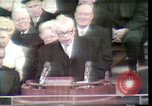 Image of Rabbi Magnin Washington DC USA, 1969, second 4 stock footage video 65675057198