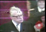Image of Rabbi Magnin Washington DC USA, 1969, second 7 stock footage video 65675057198