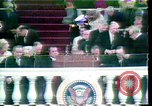 Image of Spiro Agnew swearing-in Washington DC USA, 1969, second 2 stock footage video 65675057199