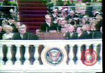Image of Spiro Agnew swearing-in Washington DC USA, 1969, second 8 stock footage video 65675057199