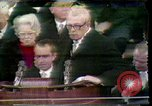 Image of Reverand Billy Graham Washington DC USA, 1969, second 1 stock footage video 65675057202