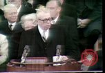 Image of Reverand Billy Graham Washington DC USA, 1969, second 2 stock footage video 65675057202