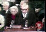 Image of Reverand Billy Graham Washington DC USA, 1969, second 3 stock footage video 65675057202