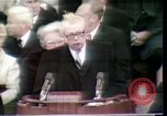 Image of Reverand Billy Graham Washington DC USA, 1969, second 4 stock footage video 65675057202