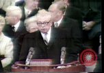 Image of Reverand Billy Graham Washington DC USA, 1969, second 5 stock footage video 65675057202