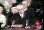 Image of Reverand Billy Graham Washington DC USA, 1969, second 7 stock footage video 65675057202