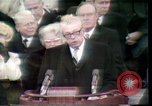 Image of Reverand Billy Graham Washington DC USA, 1969, second 8 stock footage video 65675057202