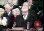Image of Reverand Billy Graham Washington DC USA, 1969, second 10 stock footage video 65675057202