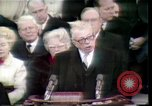 Image of Reverand Billy Graham Washington DC USA, 1969, second 11 stock footage video 65675057202