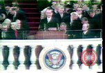 Image of President Richard Nixon Washington DC USA, 1969, second 11 stock footage video 65675057204