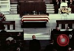 Image of J Edgar Hoover funeral Washington DC USA, 1972, second 6 stock footage video 65675057214