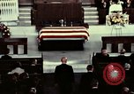 Image of J Edgar Hoover funeral Washington DC USA, 1972, second 7 stock footage video 65675057214