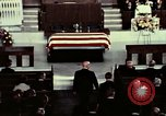 Image of J Edgar Hoover funeral Washington DC USA, 1972, second 8 stock footage video 65675057214