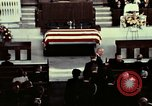 Image of J Edgar Hoover funeral Washington DC USA, 1972, second 10 stock footage video 65675057214