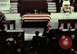 Image of J Edgar Hoover funeral Washington DC USA, 1972, second 11 stock footage video 65675057214