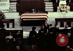 Image of J Edgar Hoover funeral Washington DC USA, 1972, second 12 stock footage video 65675057214