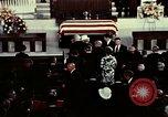 Image of J Edgar Hoover funeral Washington DC USA, 1972, second 4 stock footage video 65675057215