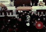 Image of J Edgar Hoover funeral Washington DC USA, 1972, second 5 stock footage video 65675057215