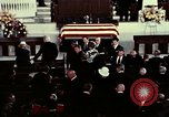 Image of J Edgar Hoover funeral Washington DC USA, 1972, second 9 stock footage video 65675057215