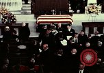 Image of J Edgar Hoover funeral Washington DC USA, 1972, second 10 stock footage video 65675057215