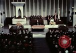 Image of J Edgar Hoover funeral Washington DC USA, 1972, second 6 stock footage video 65675057217