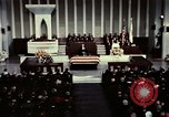 Image of J Edgar Hoover funeral Washington DC USA, 1972, second 7 stock footage video 65675057217