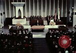 Image of J Edgar Hoover funeral Washington DC USA, 1972, second 8 stock footage video 65675057217