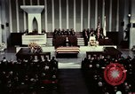 Image of J Edgar Hoover funeral Washington DC USA, 1972, second 10 stock footage video 65675057217