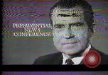 Image of President Richard Nixon Washington DC USA, 1970, second 2 stock footage video 65675057218