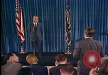 Image of President Richard Nixon Washington DC USA, 1970, second 10 stock footage video 65675057221