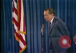 Image of President Richard Nixon Washington DC USA, 1970, second 2 stock footage video 65675057222