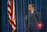 Image of President Richard Nixon Washington DC USA, 1970, second 3 stock footage video 65675057222
