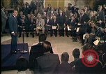 Image of President Richard Nixon Washington DC USA, 1970, second 1 stock footage video 65675057227