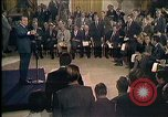 Image of President Richard Nixon Washington DC USA, 1970, second 2 stock footage video 65675057227
