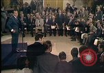 Image of President Richard Nixon Washington DC USA, 1970, second 3 stock footage video 65675057227