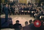 Image of President Richard Nixon Washington DC USA, 1970, second 4 stock footage video 65675057227