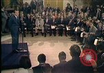 Image of President Richard Nixon Washington DC USA, 1970, second 5 stock footage video 65675057227