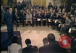 Image of President Richard Nixon Washington DC USA, 1970, second 6 stock footage video 65675057227