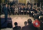 Image of President Richard Nixon Washington DC USA, 1970, second 7 stock footage video 65675057227