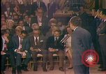 Image of President Richard Nixon Washington DC USA, 1970, second 8 stock footage video 65675057227