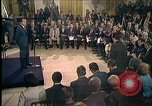 Image of President Richard Nixon Washington DC USA, 1970, second 7 stock footage video 65675057231