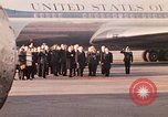 Image of President Richard Nixon Rome Italy, 1969, second 9 stock footage video 65675057244