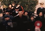 Image of President Richard Nixon Rome Italy, 1969, second 2 stock footage video 65675057245