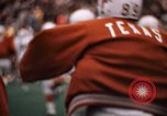 Image of Texas versus Arkansas football game Fayetteville Arkansas USA, 1969, second 3 stock footage video 65675057261