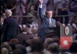 Image of President Nixon speech Jackson Mississippi USA, 1974, second 3 stock footage video 65675057301