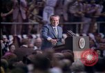 Image of President Nixon speech Jackson Mississippi USA, 1974, second 4 stock footage video 65675057301