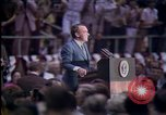 Image of President Nixon speech Jackson Mississippi USA, 1974, second 5 stock footage video 65675057301
