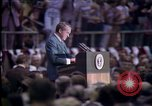Image of President Nixon speech Jackson Mississippi USA, 1974, second 9 stock footage video 65675057301
